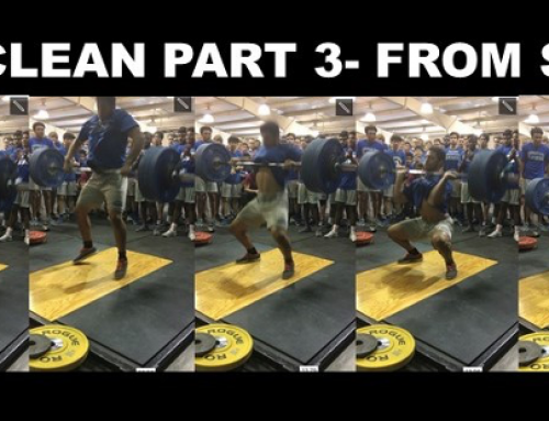 Teaching the Clean Part 3 – From Start to Finish